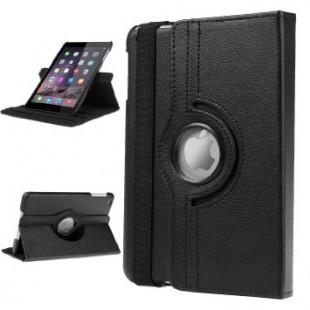 Чехол-книжка TTx 360 iPad mini 1/2/3 экокожа черный