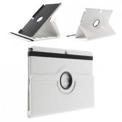 Чехол-книжка TTx 360 iPad mini 1/2/3 экокожа белый