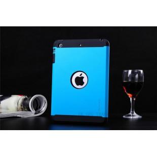 Чехол-накладка iPad mini Spigen поликарбонат голубой