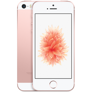 Apple iPhone SE 64GB Rose Gold new