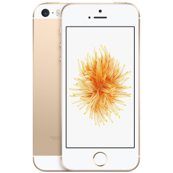 Apple iPhone SE 64GB Gold new