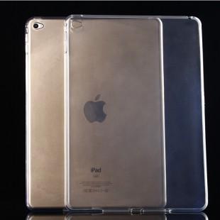 Чехол-накладка Smart silicone iPad Air 2 силикон прозрачный