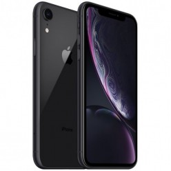 Apple iPhone XR 64 GB Black (Dual)