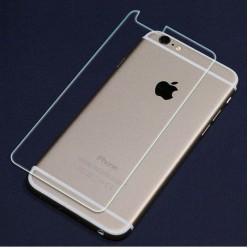 Защитное стекло 0,26мм iPhone 6/6s глянцевый прозрачный зад
