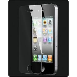 Защитное стекло 0,26мм iPhone 4/4s глянцевый прозрачный перед