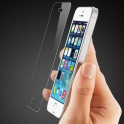 Защитное стекло 0,26мм iPhone 6/6s глянцевый прозрачный перед