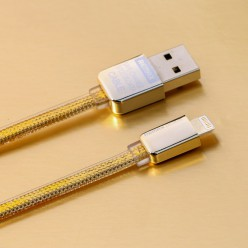 USB-кабель Remax Lightning/microUSB Aurora for iPhone