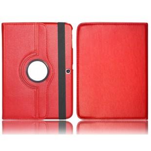 Чехол-книжка TTx 360 iPad Air 1 экокожа красный
