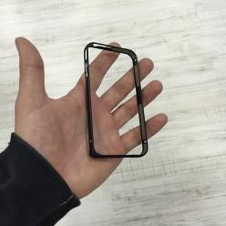 Бампер-обводка Cross Case iPhone 4/4s полікарбонат