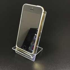 Бампер-обводка Yoobao Soft bumper iPhone 5/5s метал золотий