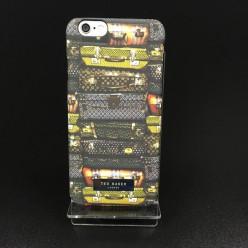 Чехол-накладка Ted Baker Soft Touch iPhone 6/6s силикон разноцветный
