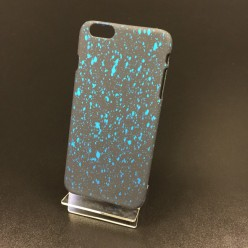 Чехол-накладка Space Case iPhone 6 Plus/6s Plus пластик разноцветный