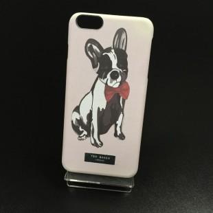 Чехол-накладка Ted Baker iPhone 6 Plus/6s Plus пластик разноцветный