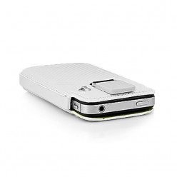 Чохол-кишеня Capdase Smart Pocket Case iPhone 4/4s екошкіра білий