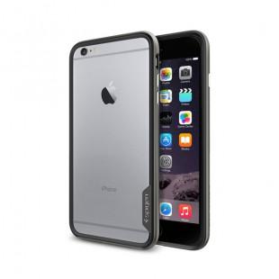 Бампер Spigen Neo Hybryd Ex iPhone 6 Plus/6s Plus поликарбонат серебряный