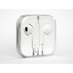 Навушники Apple EarPods with Remote and Mic (Retail Box) for iPhone