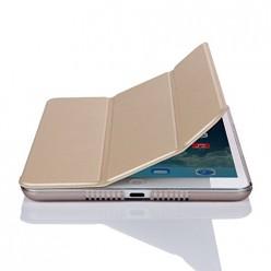 Чохол-книжка Baseus iPad Air 2 екошкіра бежевий
