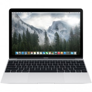 "Apple MacBook 12"" 256GB Silver (MF855) 2015"
