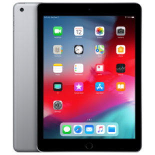 iPad Wi-Fi 128GB Space Gray (MR7J2) 2018