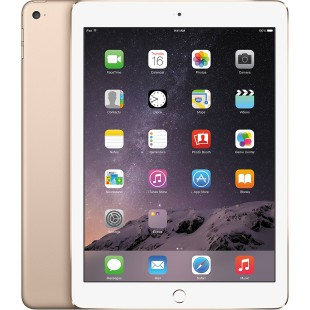 Apple iPad Air 2 Wi-Fi 64GB Gold Новый