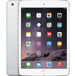 Apple iPad mini 3 Wi-Fi 128GB Silver Новый