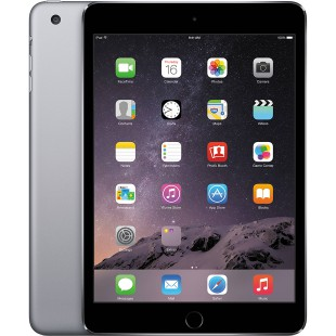 Apple iPad mini 3 Wi-Fi + Cellular 16GB Space Gray Новый
