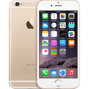Apple iPhone 6 Gold 64GB Новый