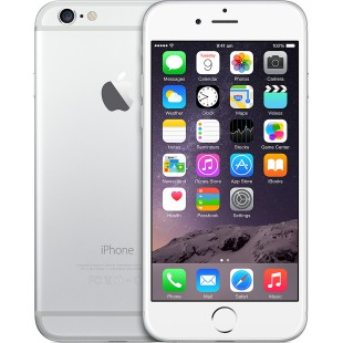 Apple iPhone 6 Silver 128GB Новый