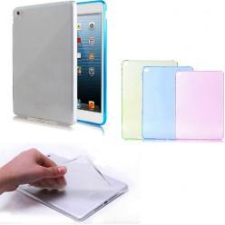 Чохол-накладка Smart silicone iPad Air 2 силікон прозорий