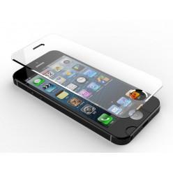 Защитное стекло 0,26мм iPhone 5/5s глянцевый прозрачный перед