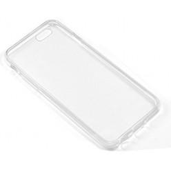 Чехол-накладка Silicone Case iPhone 6 Plus/6s Plus силикон прозрачный
