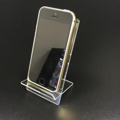 Бампер-ободок Yoobao Soft bumper iPhone 5/5s металл золотой