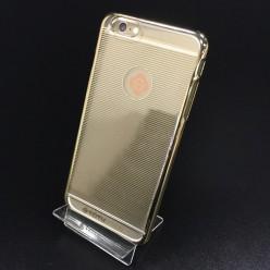 Чехол-накладка Totu Breeze iPhone 6 Plus/6s Plus поликарбонат золотой